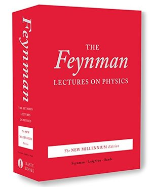 Feynman Lectures on Physics, boxed set: The New Millennium Edition, The