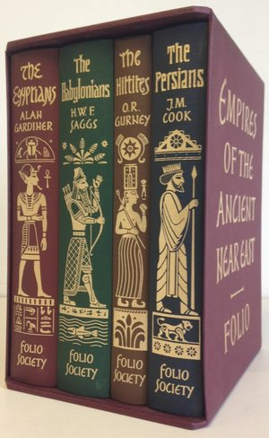 Empires of the Ancient Near East Folio (4 Volumes)