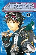 Air Gear, Vol. 1