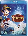 Pinocchio UK region only [Blu-ray]