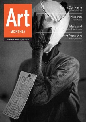 Art Monthly 293: February 2006
