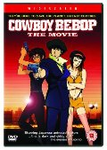 Cowboy Bebop - The Movie [DVD] [2003]