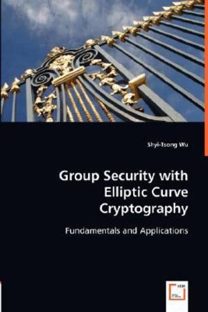 Group Security with Elliptic Curve Cryptography