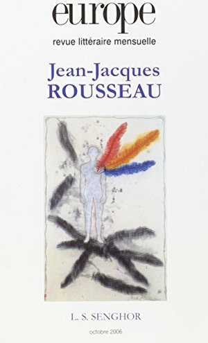 Europe, N° 930 : Jean-Jacques Rousseau