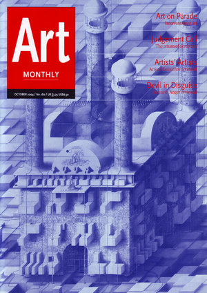 Art Monthly 280: October 2004