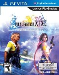 FINAL FANTASY X|X-2 HD Remaster - PlayStation Vita Standard Edition