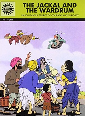 Jackal and the Wardrum: Panchatantra Stories of Courage and Curiosity, The