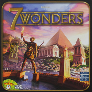 7 Wonders  + Expansions