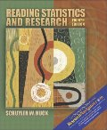 Reading Statistics and Research (with Research Navigator), Fourth Edition