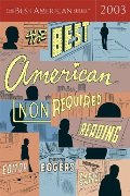 Best American Nonrequired Reading 2003, The