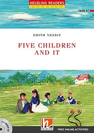 Five Children and It, mit 1 Audio-CD