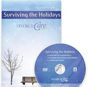 Divorce Care: Surviving the Holidays (Kit, Leader's Guide & 9 Study Guides Available)