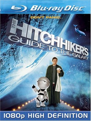 Hitchhiker's Guide to the Galaxy [Blu-ray], The