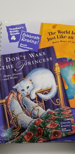 Teacher's Guide for Grade 4 A & B (The World Is Round Just Like an Orange & Don't Wake the Princess)