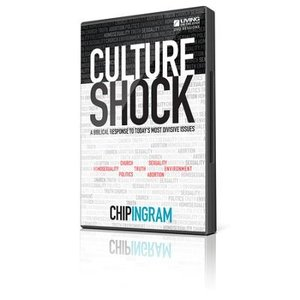 Culture Shock DVD Set - A Biblical Response to Today's Most Divisive Issues By: Chip Ingram - Living on the Edge DVD Series 2014
