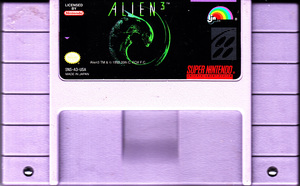 Alien3 (solo cart)