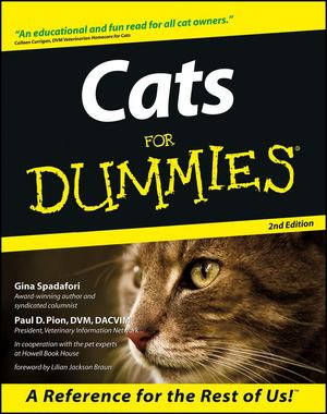 Cats for Dummies®
