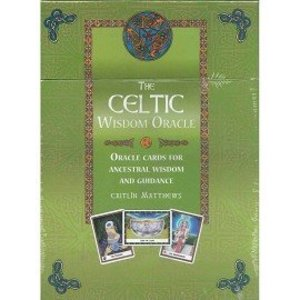 Celtic Wisdom Oracle: Oracle Cards for Ancient Wisdom and Guidance, The