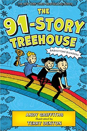 91-Story Treehouse (The Treehouse Books), The