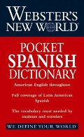 Webster's New WorldPocket Spanish Dictionary