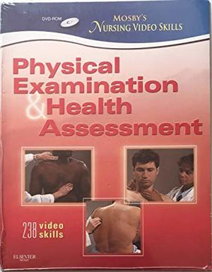Mosby's Nursing Video Skills: Physical Examination and Health Assessment (DVD-ROM)