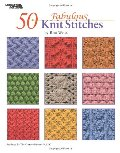 50 Fabulous Knit Stitches by Rita Weiss (Leisure Arts #4280)