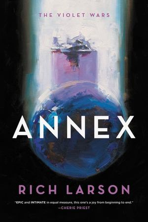 Annex (The Violet Wars #1)
