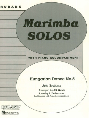 BRAHMS, J.: Hungarian Dance No. 5 (arr. for solo marimba)
