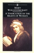 Penguin Classics Vindication Of The Rights Of Woman