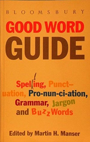 Bloomsbury good word guide