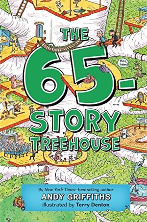 65-Story Treehouse (The Treehouse Books), The