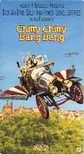 Chitty Chitty Bang Bang [VHS]