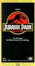 Jurassic Park (Widescreen Edition) [VHS]