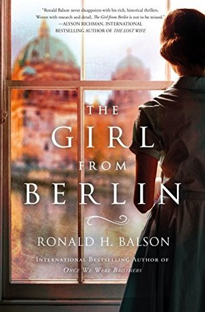 Girl from Berlin: A Novel (Liam Taggart and Catherine Lockhart), The