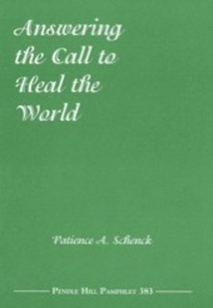 Answering the Call to Heal the World