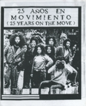 25 Anos en moviemiento (25 Years on the Move)
