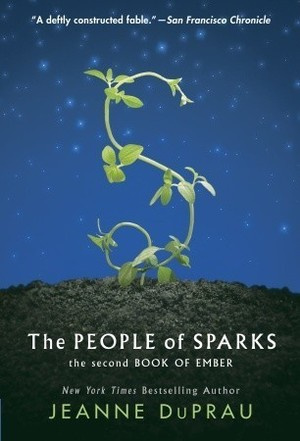 People of Sparks: The Second Book of Ember (Books of Ember), The