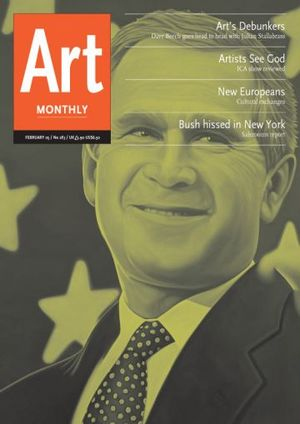 Art Monthly 283: February 2005