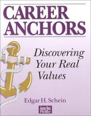 Career Anchors , Discovering Your Real Values