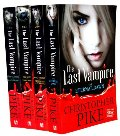 Last Vampire Series by Christopher Pike 7 Titles in 4 Books Set (Last Vam..., The