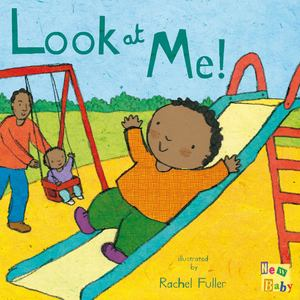 Look at Me! board book P61