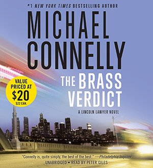 Brass Verdict: A Novel (A Lincoln Lawyer Novel), The