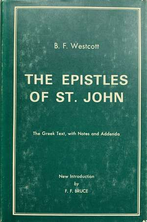Epistles of Saint John, The