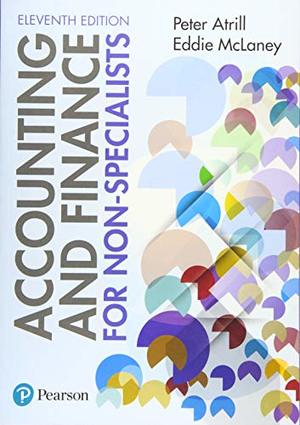 Accounting & Finance For Non Specialists