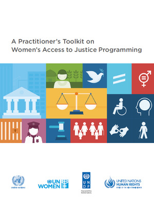 Practitioner's Toolkit on Women's Access to Justice Programming