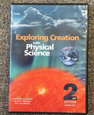 CD Course: Exploring Creation With Physical Science