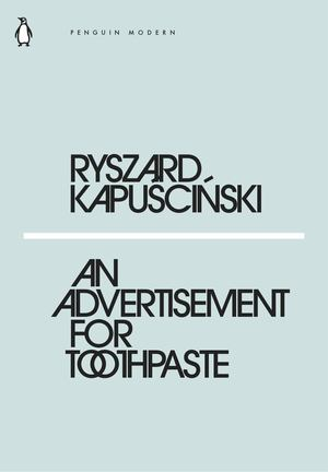 Advertisement for Toothpaste, An