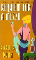 Requiem for a Mezzo (Daisy Dalrymple Mysteries, No. 3)