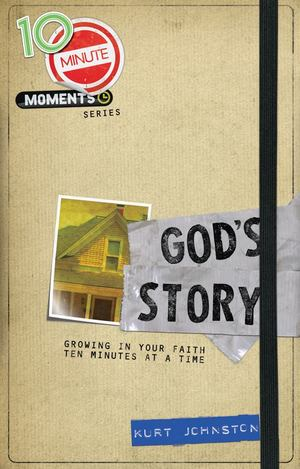 10 Minute Moments: God's Story - £4.50