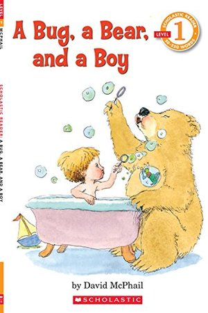 A_Bug, a Bear, and a Boy